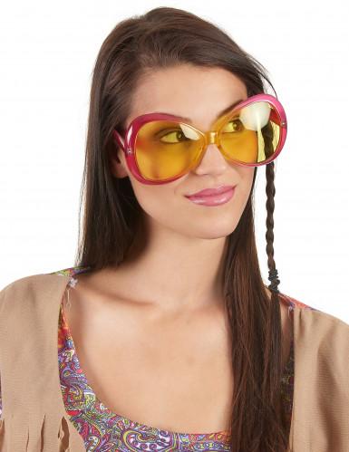 Disco Brille für Erwachsene-3