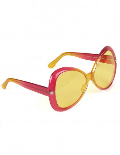 Disco Brille für Erwachsene-1