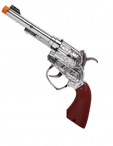 Cowboy-Pistole mit Schußknall