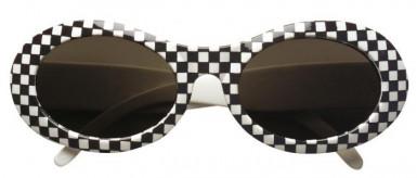 60er Jahre Brille für Erwachsene
