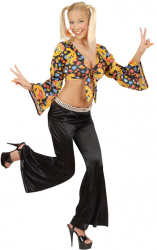 Disco-Schlaghose für Damen