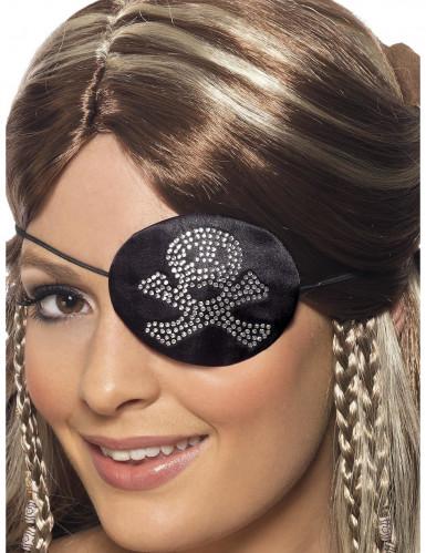 Piratenaugenklappe für Damen-1