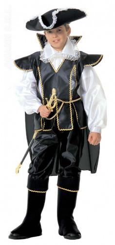Piratenkapitän Kostüm für Jungen