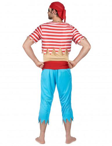 Seeräuber-Kostüm für Erwachsene-2