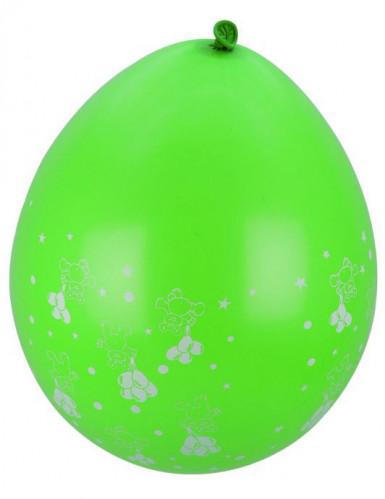 Luftballons Kleine Bären