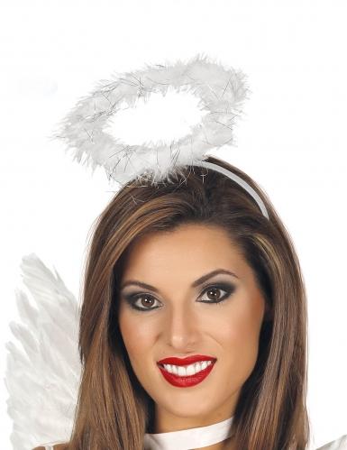 Haarreif Engel-Heiligenschein