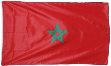 Marokkanische Fahne