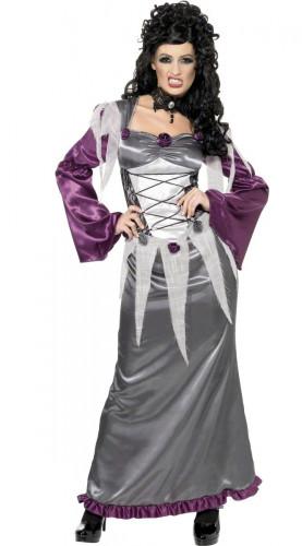 Vampir-Kostüm Halloween für Damen