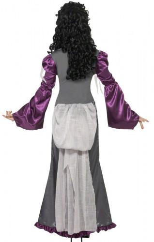 Vampir-Kostüm Halloween für Damen-1