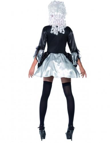 Sexy Barock-Kostüm für Damen-1
