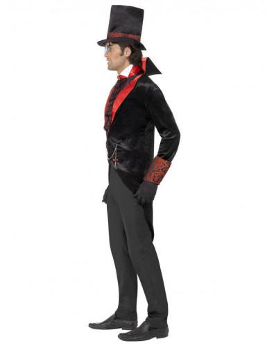 Dracula-Kostüm für Herren zu Halloween-1