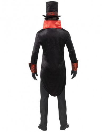 Dracula-Kostüm für Herren zu Halloween-2