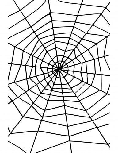Halloween-Spinnennetz