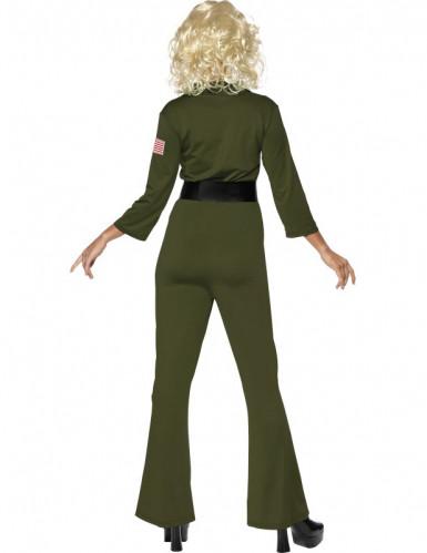 Top Gun™ Pilotinnen-Kostüm für Damen-1