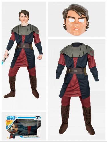 Offizielles Jedi-Kostüm von Anakin Skywalker™ für Kinder-1