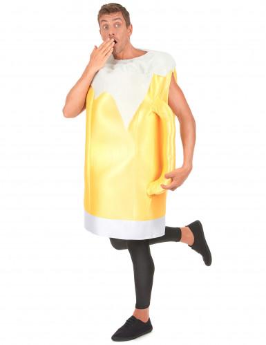Bierkrug-Kostüm für Herren-1