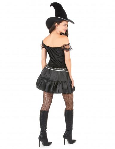 Hexenkostüm Sexy Halloween für Damen-2