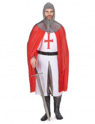 Kreuzritter Kostüm für Herren