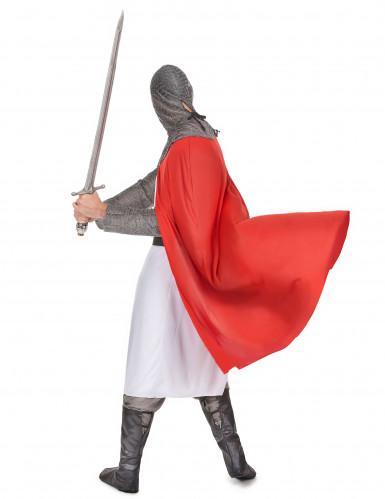 Kreuzritter Kostüm für Herren-2