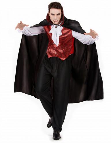 Vampirkostüm Halloween für Herren