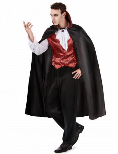 Vampirkostüm Halloween für Herren-1