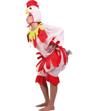 Hennen-Kostüm für Damen