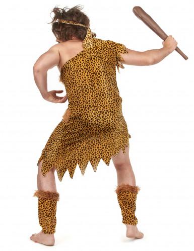 Steinzeitmenschen-Kostüm für Herren-2