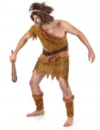 Steinzeitmenschen-Kostüm für Herren-1