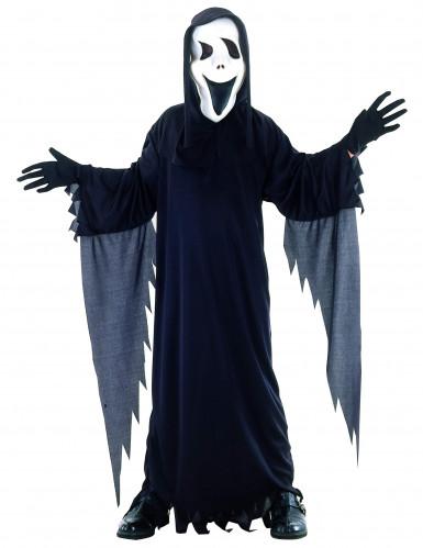 Raubmörder-Kostüm Halloween für Kinder