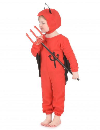 Teufelskostüm Halloween für Jungen-1