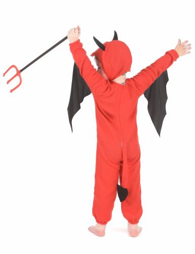 Teufelskostüm Halloween für Jungen-2