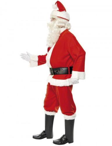 Weihnachtsmann-Kostüm Deluxe für Herren-2
