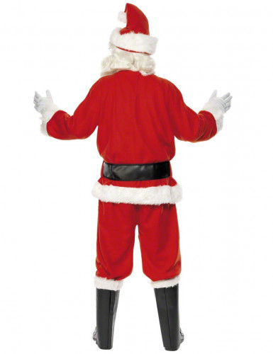 Weihnachtsmann-Kostüm Deluxe für Herren-1