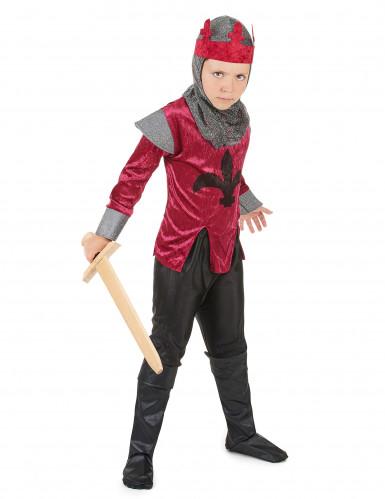 Mittelalter-Ritter-Kostüm für Jungen