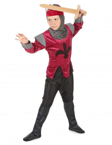 Mittelalter-Ritter-Kostüm für Jungen-1