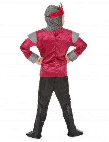 Mittelalter-Ritter-Kostüm für Jungen-2