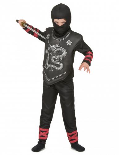 Drachenninja-Kostüm für Jungen