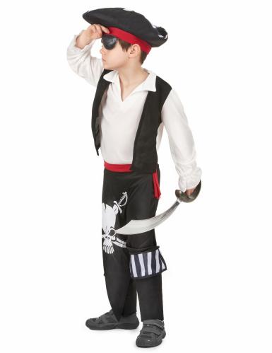 Piraten Kapitäns-Kostüm für Jungen-1