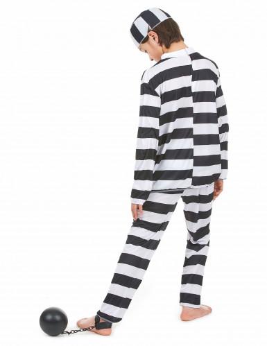 Gefangenen-Kostüm für Kinder-2