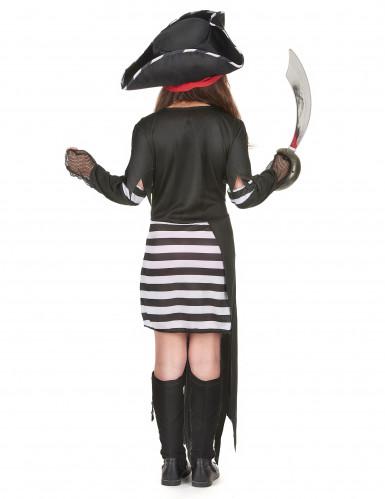 Piraten Kapitäns-Kostüm für Mädchen-2