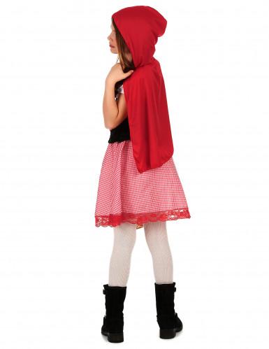 Rotkäppchenkostüm für Mädchen-1