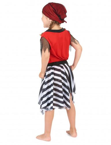 Piratenkostüm für Mädchen-2