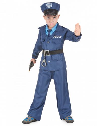 Polizistenkostüm für Jungen