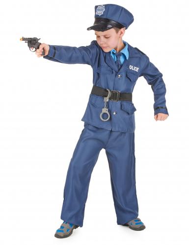Polizistenkostüm für Jungen-1