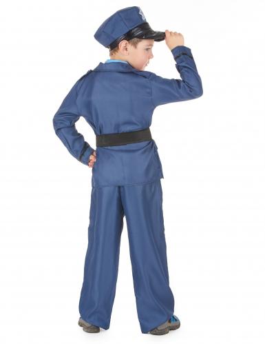Polizistenkostüm für Jungen-2