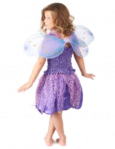 Feenkostüm Violett für Mädchen-2