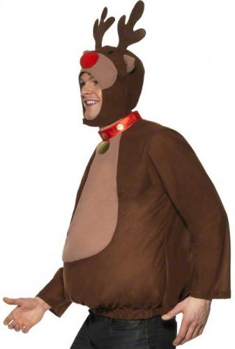 Weihnachtsrentier-Kostüm für Erwachsene-2