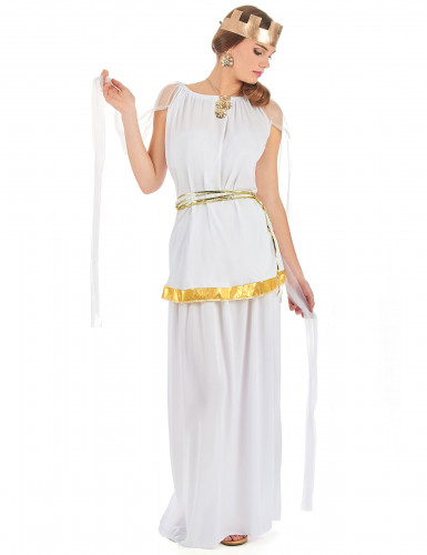 Griechisches Königinnen-Kostüm Athena für Damen