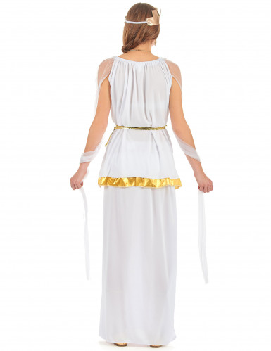 Griechisches Königinnen-Kostüm Athena für Damen-2
