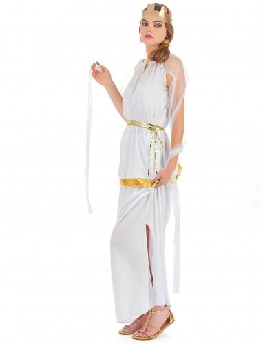 Griechisches Königinnen-Kostüm Athena für Damen-1